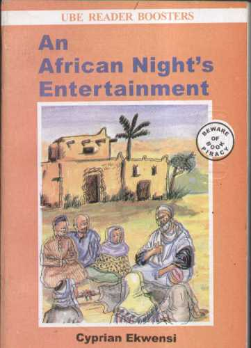 AN AFRICAN NIGHT'S ENTERTAINMENT