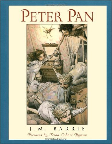 Peter Pan Pint Sized Bookworms
