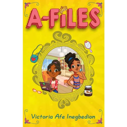 A-Files Book Cover