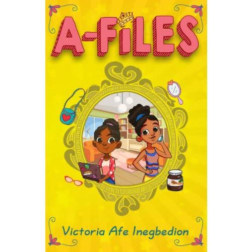 A-Files Book Cover